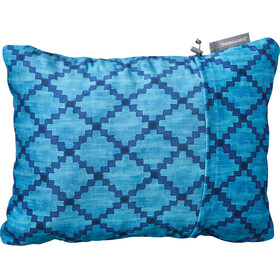 Therm-a-Rest Compressible Pillow M Blue Htr